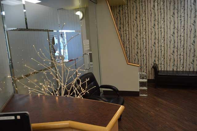 office interior area